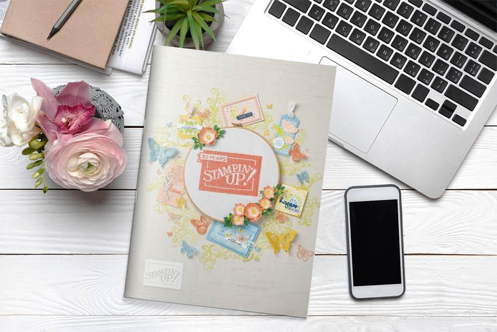 2019-Stampin' Up! catalog