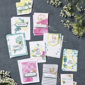 Soft Sayings cards